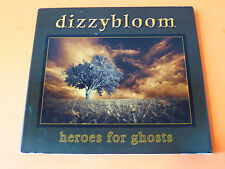 "CD: DIZZYBLOOM ""Heroes for Ghosts"" 2011"