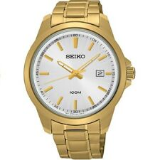 Seiko SUR158P1 Silver-tone Quartz Mens Watch