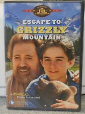 ESCAPE to GRIZZLY MOUNTAIN (DVD 2002) RARE GRIZZLY ADAMS BRAND NEW MGM
