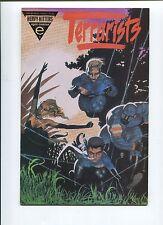 TERRARISTS #1,2,3,4 - EPIC COMICS - 1993