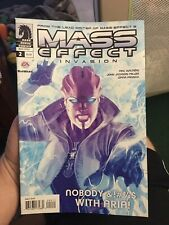 Mass Effect Invasion #2! In VF/NM Condition! WOW! LOOK!