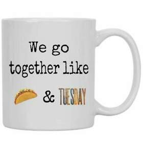 VALENTINE gift TACO TUESDAY Ideal unique gift for for YOUR VALENTINE