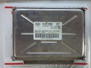 Programmed 2001 Isuzu Trooper Engine Control Module Unit Computer 8122139990
