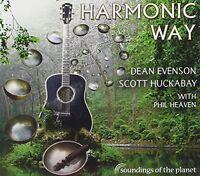 Dean Evenson - Harmonic Way [New CD] Digipack Packaging