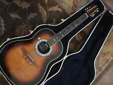 Ovation 12-String 1315D Ultra Deluxe Acoustic W/Case