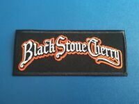 Black Stone Cherry Sew or Iron On Patch