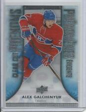 16-17 Alex Galchenyuk Tim Hortons Canada Clear Cut Phenoms Insert Card #CC-7