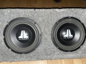 JL Audio w0 v1 Dual 8 inch micro sub