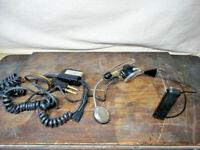 Vintage Intercommunication Broadcast Headset Microphone CBS NY