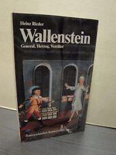 Wallenstein General Herzog Verräter