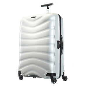 "Samsonite Firelite Extra Large 30"" Spinner 81/30 U72(5)35804 Off white Suitcase"