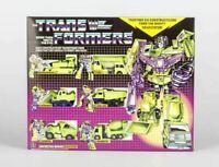 Transformers G1 Devastator reissue brand new Gift