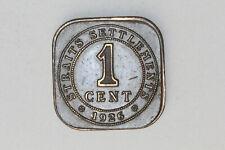 Straits Settlements - 1 cent 1926 (#31)