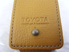 TOYOTA GENUINE LAND CRUISER 200 LEATHER SMART KEY CASE COVER JDM FJ200 2012-2015