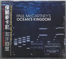 Paul McCartney: Ocean's Kingdom (2011) CD OBI TAIWAN