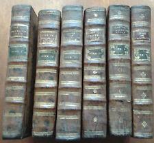 Code de procédure civile avec des notes explicatives, E.O. de 1810, 6 vol.