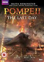 Pompeii - The Last Day (winner of 3 EMMY awards, BAFTA nominated) (BBC) [DVD]