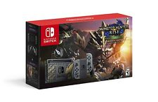 NEW Nintendo Switch Monster Hunter Rise Deluxe Edition, Model # HADSKGALG