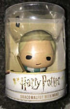 "Headstart 4"" Mini Figure Harry Potter Draco Malfoy with Wand"
