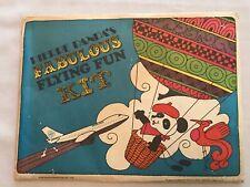 1976 Pan American Airlines Pierre Panda's Flying Fun Kit, Unused