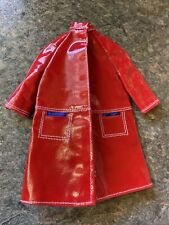Vintage Mod Barbie Doll Outfit, Fashion Shiner, Excellent condition Coat Only !