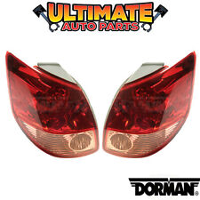 Tail Light Lamp (Left and Right Set) for 03-04 Toyota Matrix