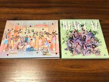 IZ ONE - ALL MEMBER Autograph(Signed) PROMO ALBUM