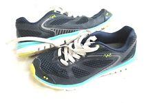 Ryka size 6 M Aspire Black Blue running womens ladies tennis sneakers shoes