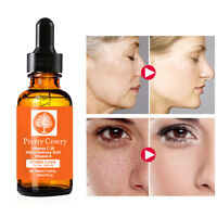 Natural Face Serum Hyaluronic Acid Anti-aging Remove Wrinkle Vitamin C Skin Care