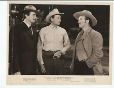 Ramrod 1947 Original Publicity Press Photo 8x10 Glossy B&W