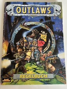 Necromunda Outlaws Regelbuch Armeebuch Warhammer 40k Codex Kampagne Deutsch
