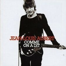 Jean-Louis Aubert-comme on a dit: Best of CD French pop FRANCAIS NEUF
