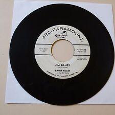 NORTHERN SOUL 45 RPM RECORD - DAWN GLASS - ABC PARAMOUNT 10606 - PROMO