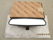 01 - 07 TOYOTA SEQUOIA SR5 4D SUV BASE REAR VIEW MANUAL MIRROR BRAND NEW