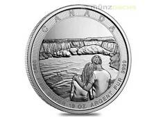 50 $ Dollar Canada the Great Niagara Falls Fälle Kanada 10 oz Unzen Silber 2017