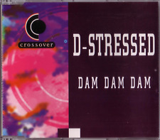 D-STRESSED - Love me forever (dam dam dam) -CDM- 1995 - CD MAXI - NETHERLANDS