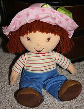 "Strawberry Shortcake Plush Talking Singing 16"" Doll       P1"