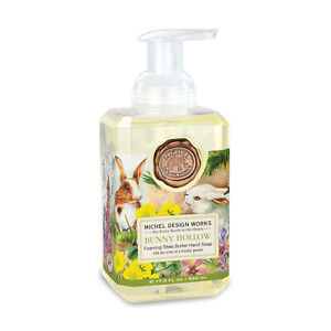 *Foaming Hand Soap Bunny Hollow Michel Design Works