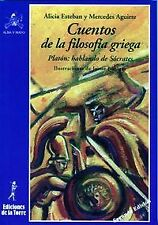 Tales of Greek philosophy. platon: talking about os. Expedited shipping (spain)