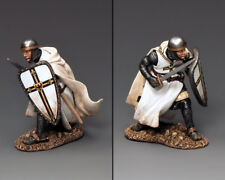 KING AND COUNTRY CRUSADES - The Crouching Crusader MK118