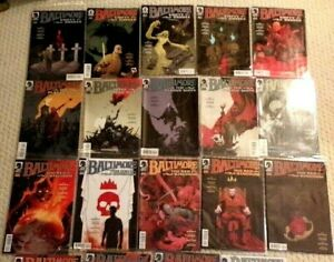 """BALTIMORE  """"THE PLAGUE SHIPS"""" DARK HORSE COMICS,FIRST PRINT, 3 COMPLETE SETS"""