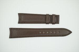 ROLEX Brown Watch Strap 19/16 19mm (SO641)