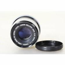 Canon macro cabeza FLM 4,0/100 para el FD/fl balgengerät/macro lens