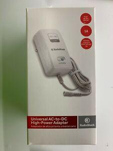 RadioShack ORIGINAL Adaptaplug AC DC Adapter 13.5 18 24 30 VDC 1A High-Power