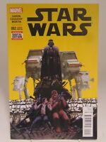 STAR WARS #2 FOURTH PRINTING MARVEL  VF/NM CB488