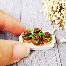 20 Loose Chocolate Ball  Foil Based Dollhouse Miniatures Food Bakery