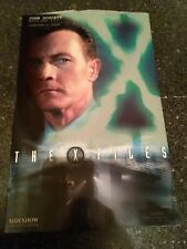 The X-Files Agent John Doggett 1/6 Figure - Robert Patrick Sideshow NEW SEALED