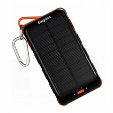 EasyAcc 15000SP Solar Dual USB Power Bank  Akku (15000mAh)