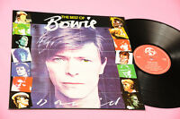 DAVID BOWIE LP BEST OF ORIG HOLLAND 1980 EX+ !!!!!!!!!!!!