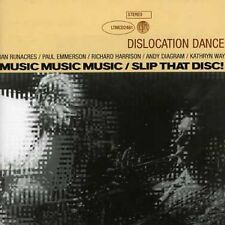Music Music Music/Slip That Disc - Dislocation Dance (2006, CD NIEUW)